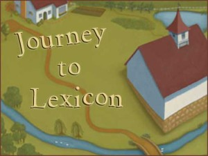 journey to lexicon